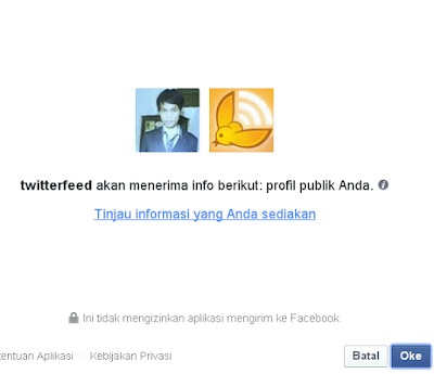 cara share artikel blog ke sosial media facebook