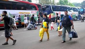 Jakarta Ancam Kandangkan Angkutan Lebaran Tak Layak Jalan