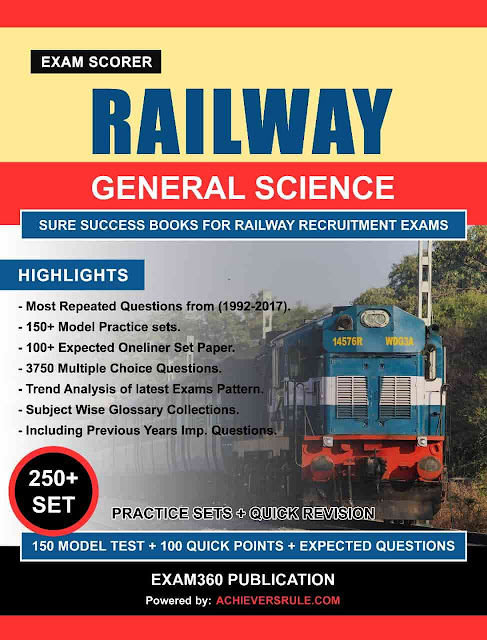 SPEEDY RAILWAY GENERAL SCIENCE - EXAM SCORER