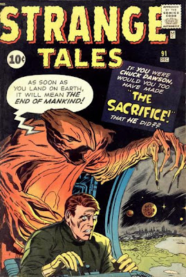 Strange Tales, The Sacrifice