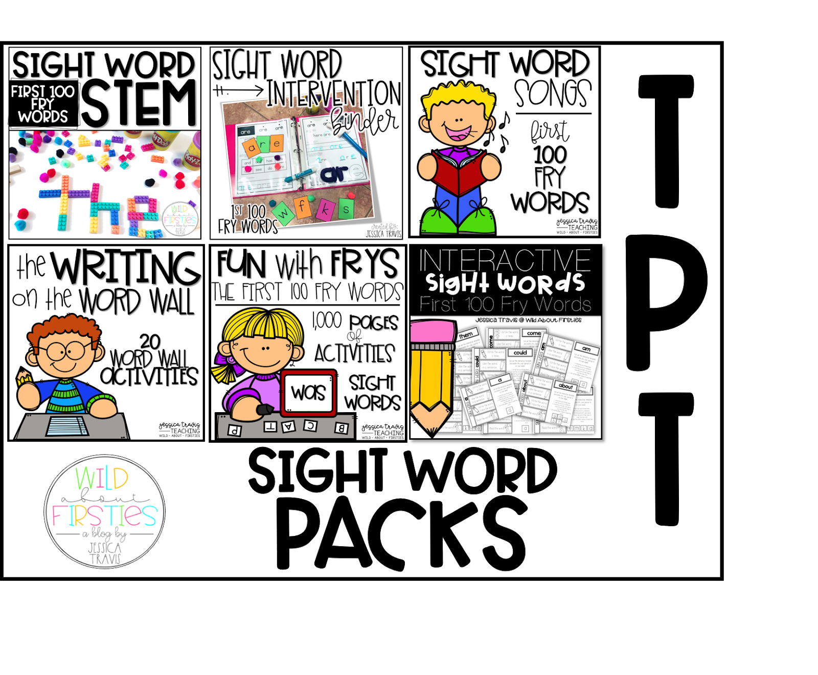 All About SIGHT WORDS!