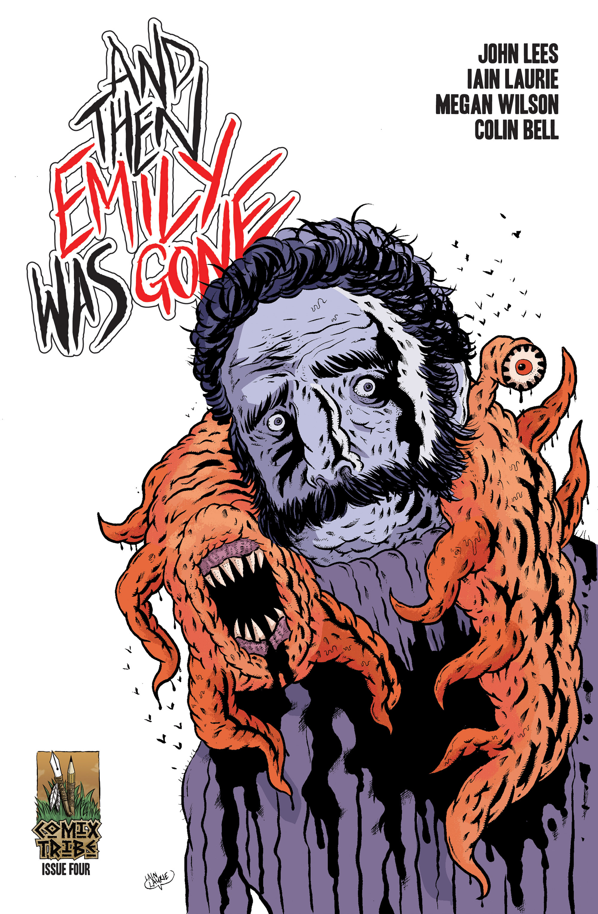 Read online And Then Emily Was Gone comic -  Issue #4 - 24