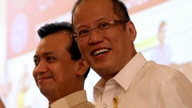 Image result for aquino trillanes