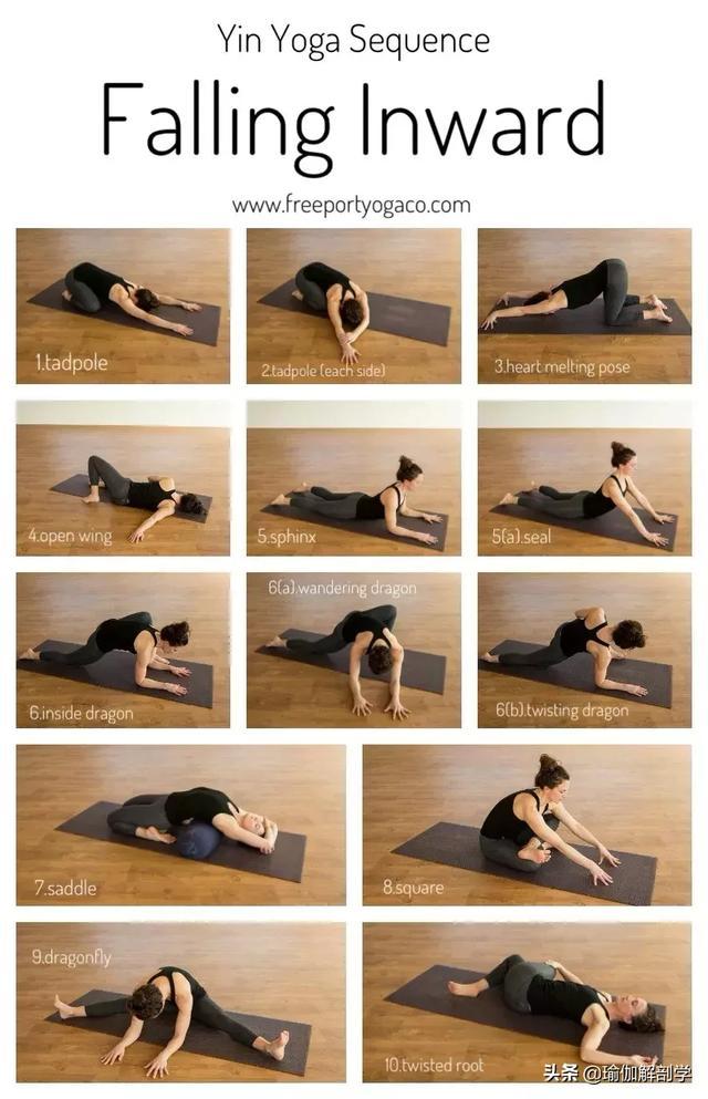 3 套陰瑜伽體式,給全身經絡來一次深度按摩(膽經,腎經)