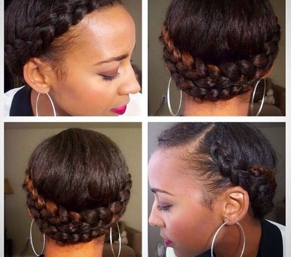 5 More Beautiful Braided Styles for Healthy Hair Growth ...