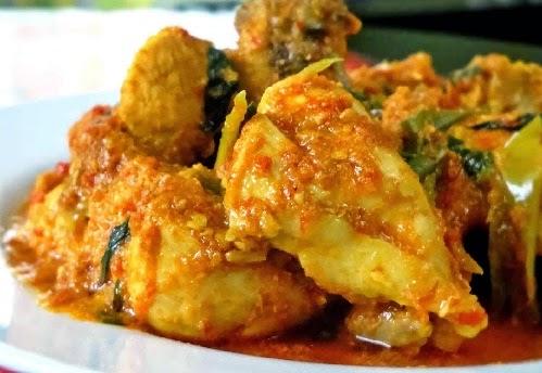 Resep Ayam Woku yang Enak