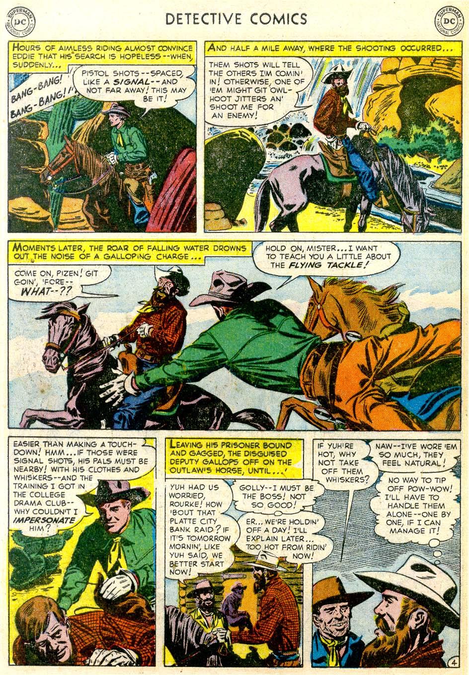 Read online Detective Comics (1937) comic -  Issue #178 - 36