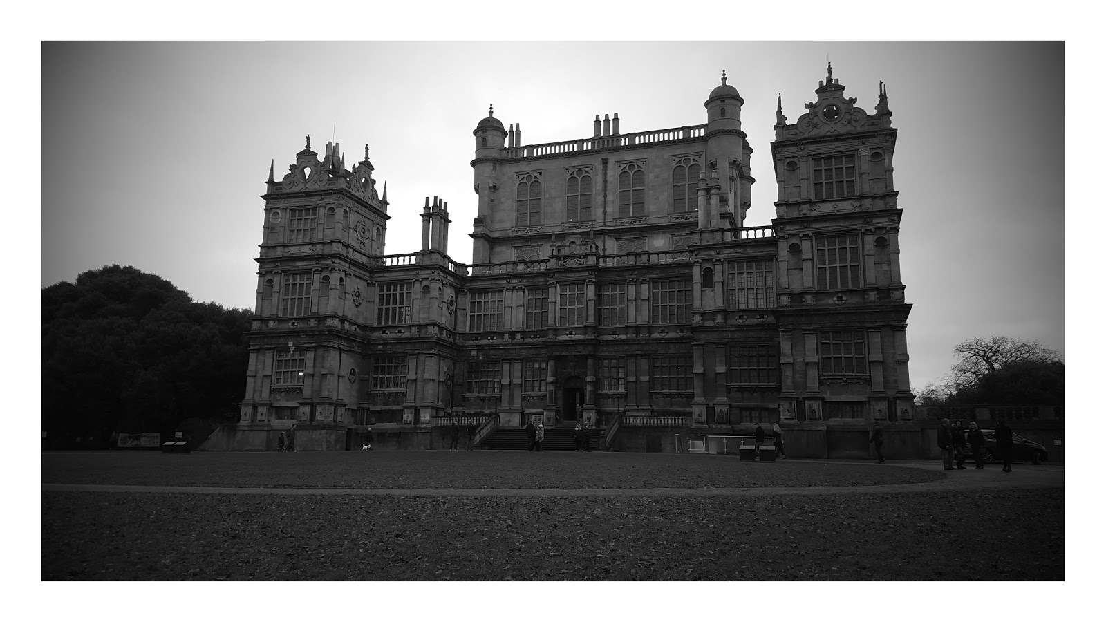 Wollaton Hall Photos: The Wednesday Blog Hop
