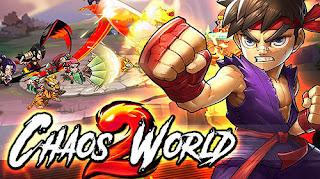 Chaos World 2 Ultimate Fighter V1.0.3 MOD Apk ( Hight Damage )