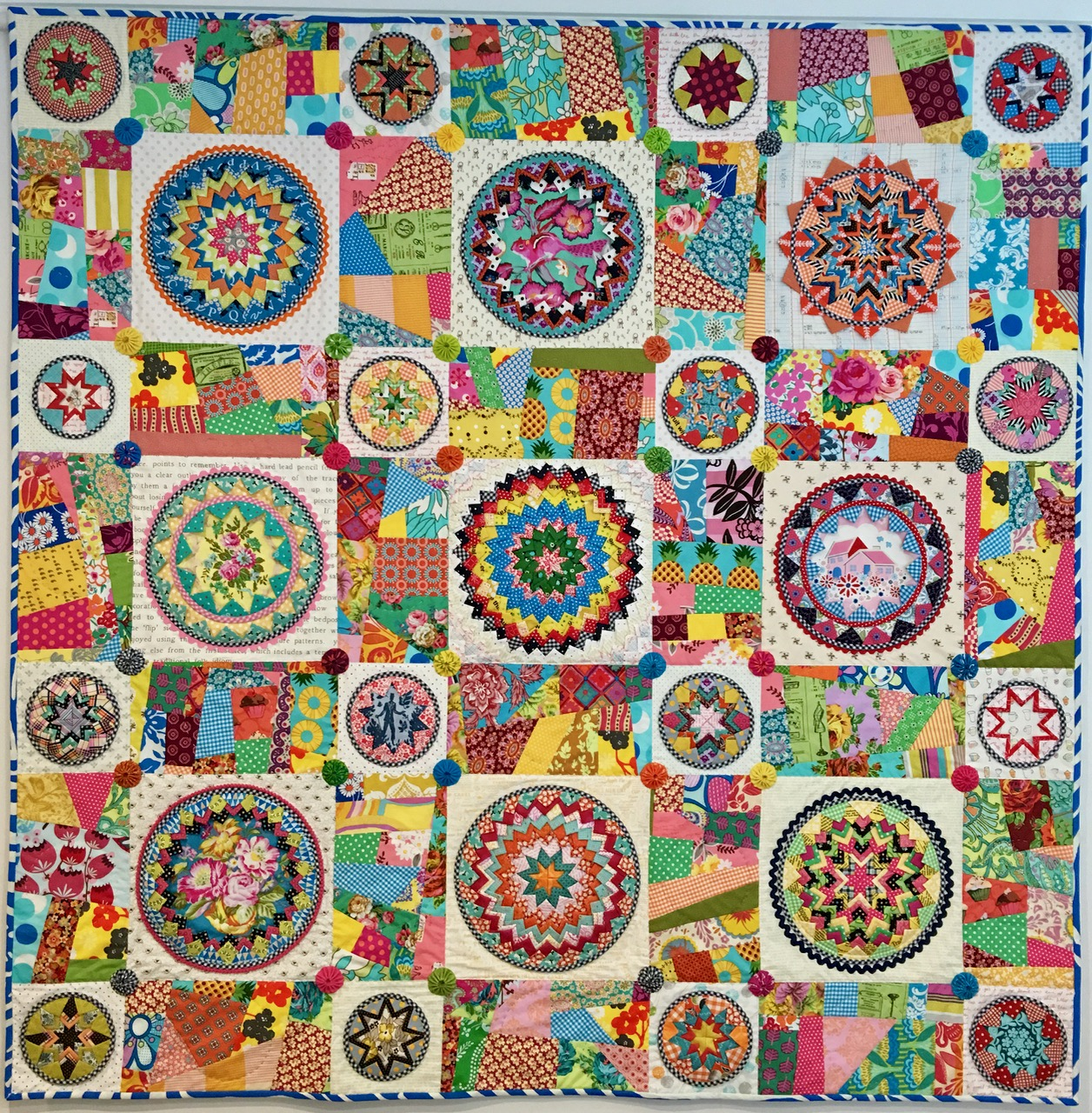 Amazing Quilts: My 2017 Sydney Show Quilts