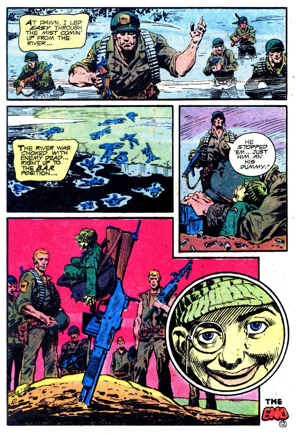 Read online Sgt. Rock comic -  Issue #349 - 13