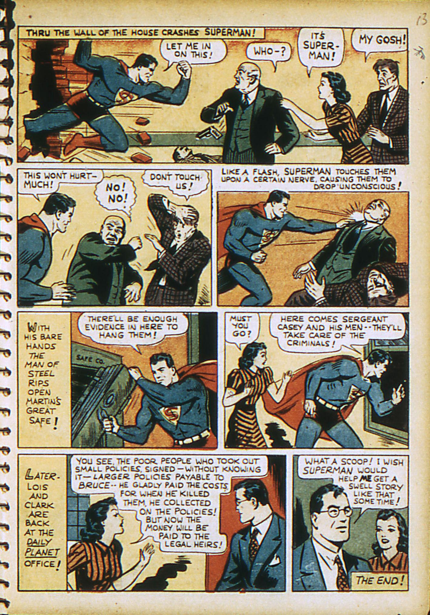 Action Comics (1938) 29 Page 15