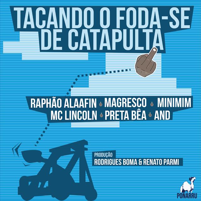 Raphão Alaafin e Rodrigues Boma convidam para este single no estilo Cypher, apenas Mc´s de Osasco da nova geração.