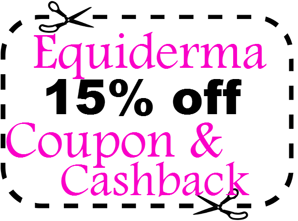 Equiderma Discount Coupon 15% off March, April, May, June, July, August, September 2016, 2017
