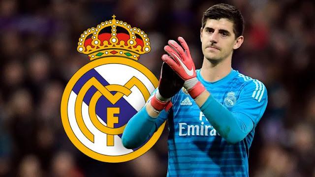 Patroli303 : Courtois Real Madrid Kini Lebih Di Takuti