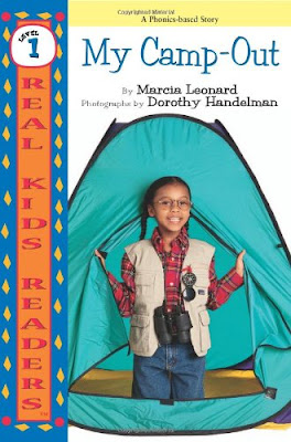 My Camp-Out Book Review