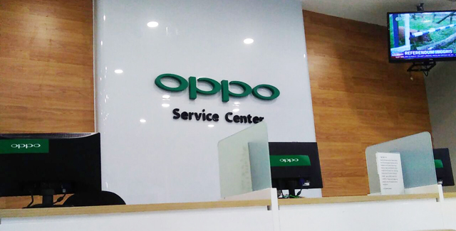 Service Center Oppo - Jogjatronik Mall