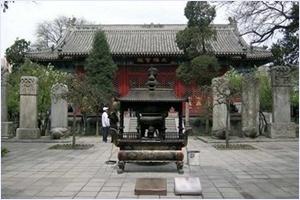 วัดฝ่าหยวน (Fayuan Temple)