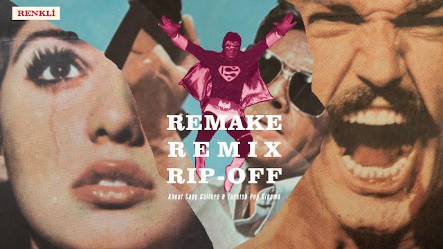 der cineast Filmblog Remake, Remix, Rip-Off - Über Kopierpraxis und das türkische Pop Kino Collage