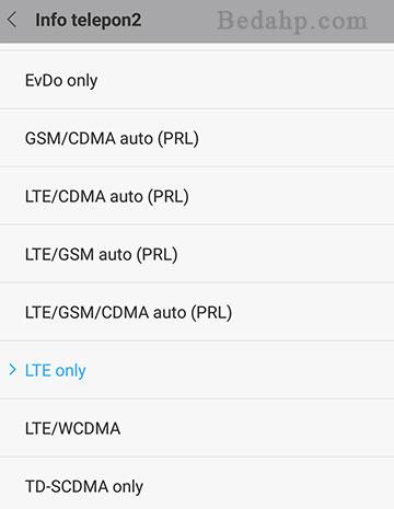 5 Cara Mengunci Lock Sinyal 3g 4g 5g 6g Xiaomi Dengan Kode Rahasia