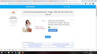 Demo template safelink premium terbaik dan gratis