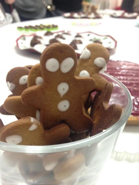 biscoitos de gengibre do Cubo d'Açucar