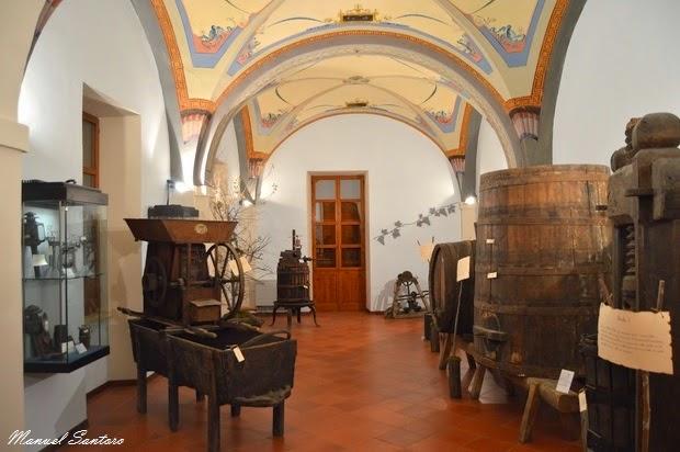 Morro d'Oro, Museo d'Arte contadina