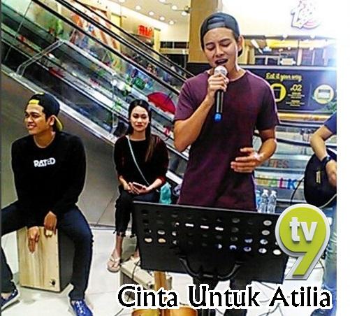 Sinopsis telemovie Cinta Untuk Atilia TV9, pelakon dan gambar telemovie Cinta Untuk Atilia TV9