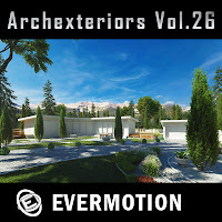 Evermotion Archexteriors vol.26 室外3D模型第26季下載