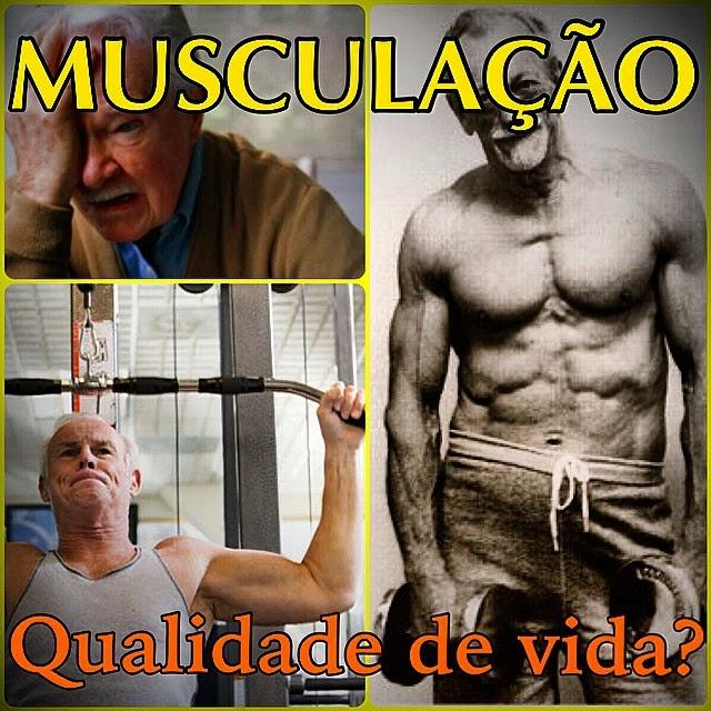 musculação e qualidade de vida para idosos