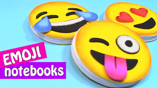 emoji notebook per la scuola