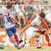 Bahia sai atrás, mas busca empate com São Paulo na despedida do Brasileirão