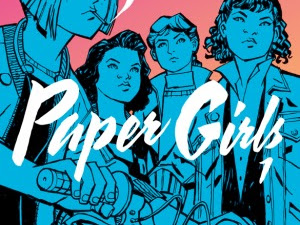 REVIEW - Paper Girls Volume One by Brian K Vaughan & Cliff Chiang