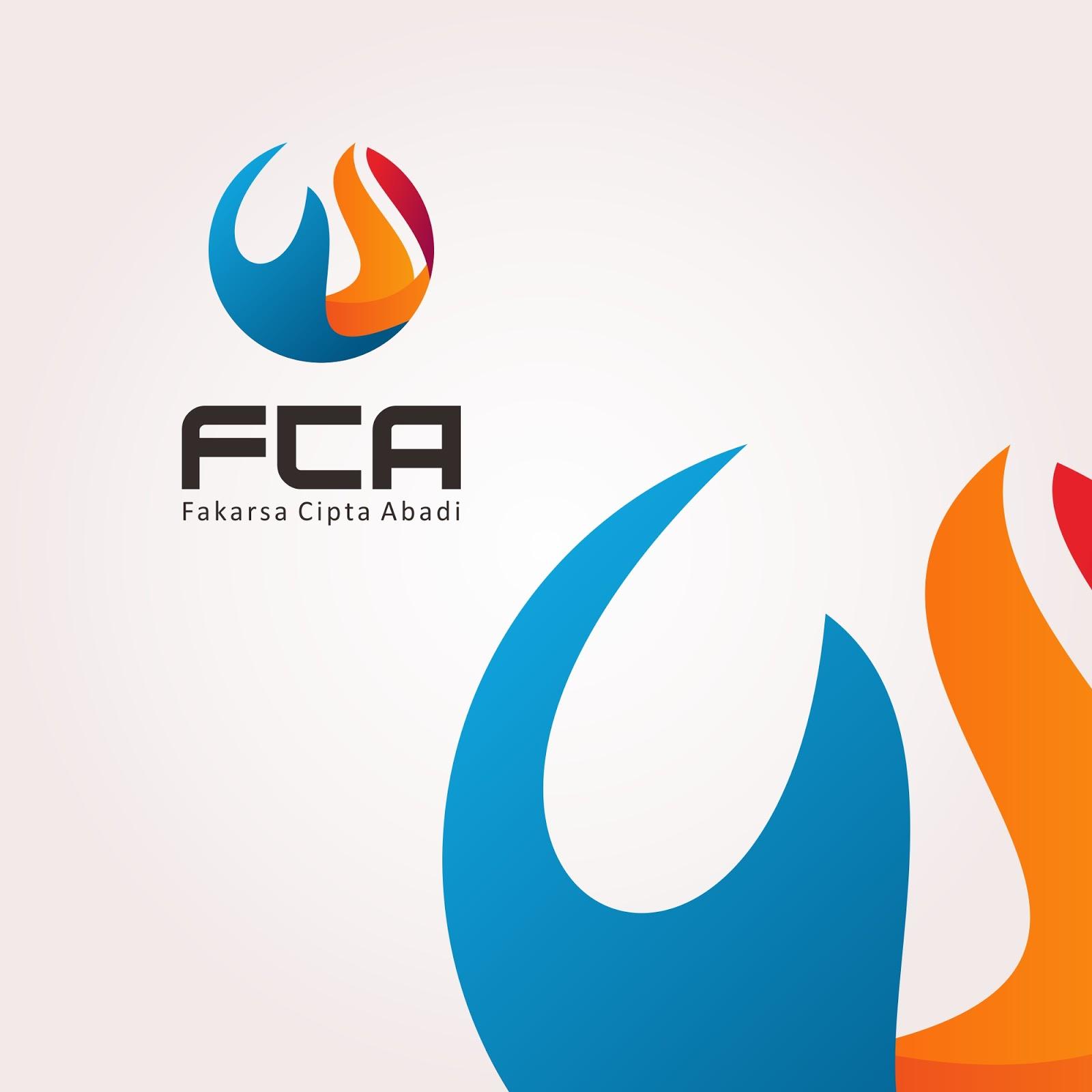 jasa desain grafis untuk logo fca jasa desain logo dan