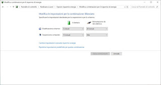 energia Windows 7