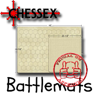 Frugal GM Essential Gamemaster Gear: Chessex Battlemats