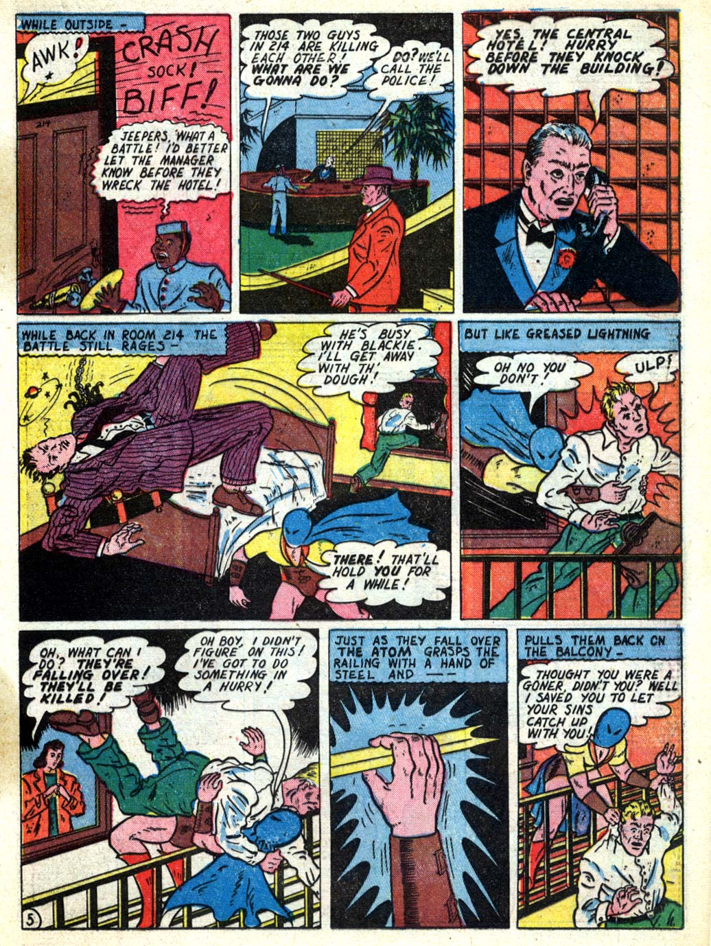 Read online All-American Comics (1939) comic -  Issue #26 - 33