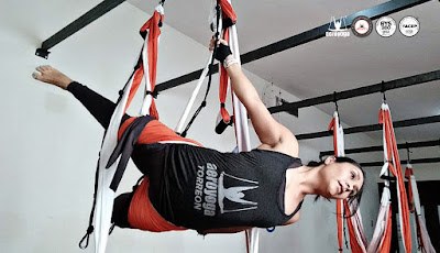columpio, yoga, swing, trapeze, hamac
