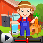 G4K Cartoon Young Farmer Escape Game Walkthrough