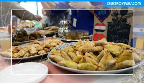 Pullmantur Cruceros celebra GastroFest, su primer festival gastronómico a favor de la Fundación Juegaterapia