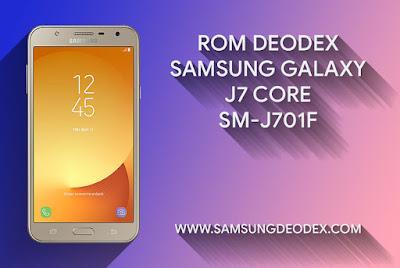 ROM DEODEX SAMSUNG J701F