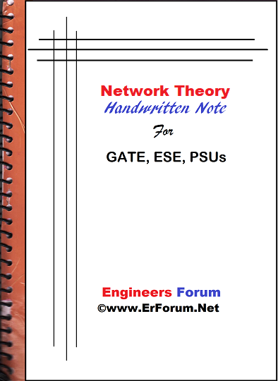 network-theory-handwritten-note