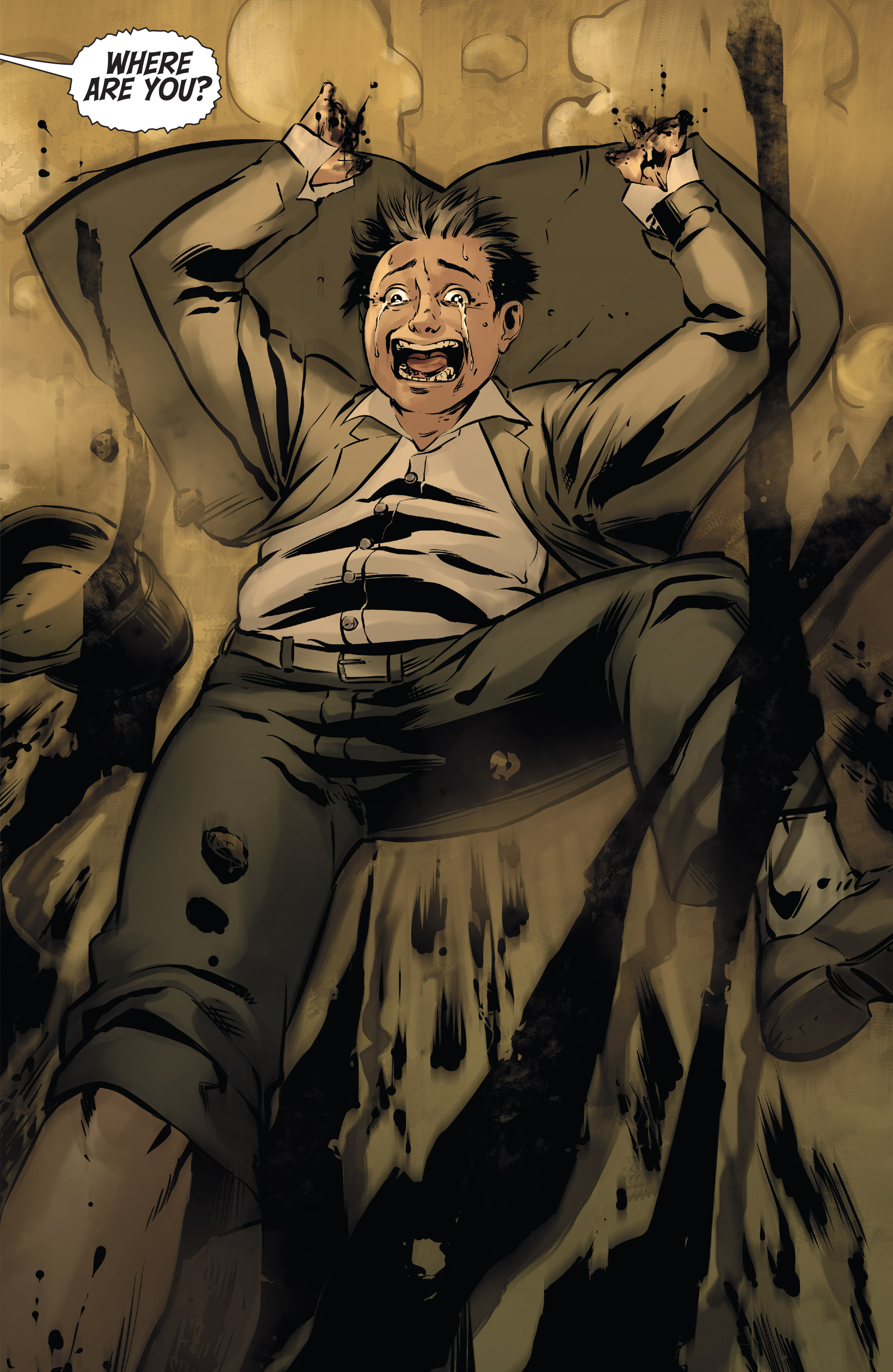 Read online Mercy Thompson comic -  Issue #3 - 11