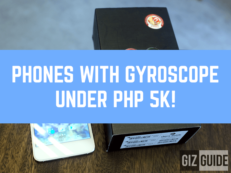 Sub PHP 5K Smartphones With Gyroscope For The Next Pokemon Master!