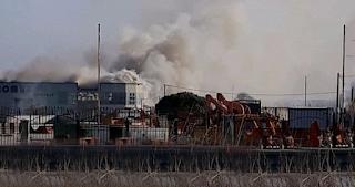 Νεκρός πυροσβέστης σε φωτιά στη Σίνδο