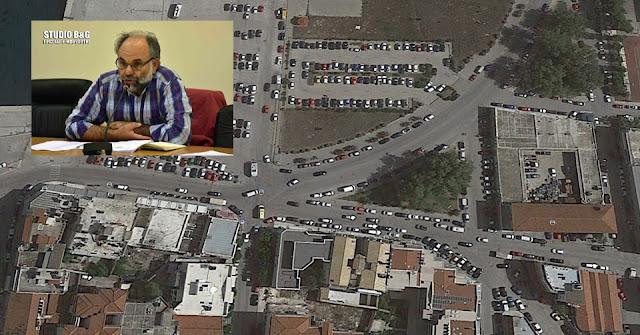 Μπάμπης Αντωνιάδης: Ο κόμβος με τους περισσότερους δρόμους