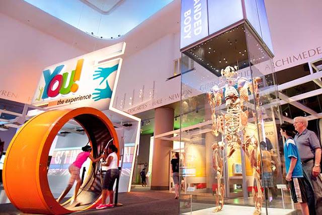 O que ver no Museu da Ciência e da Indústria