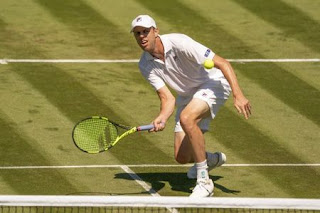 Querrey focussed on long Wimbledon run