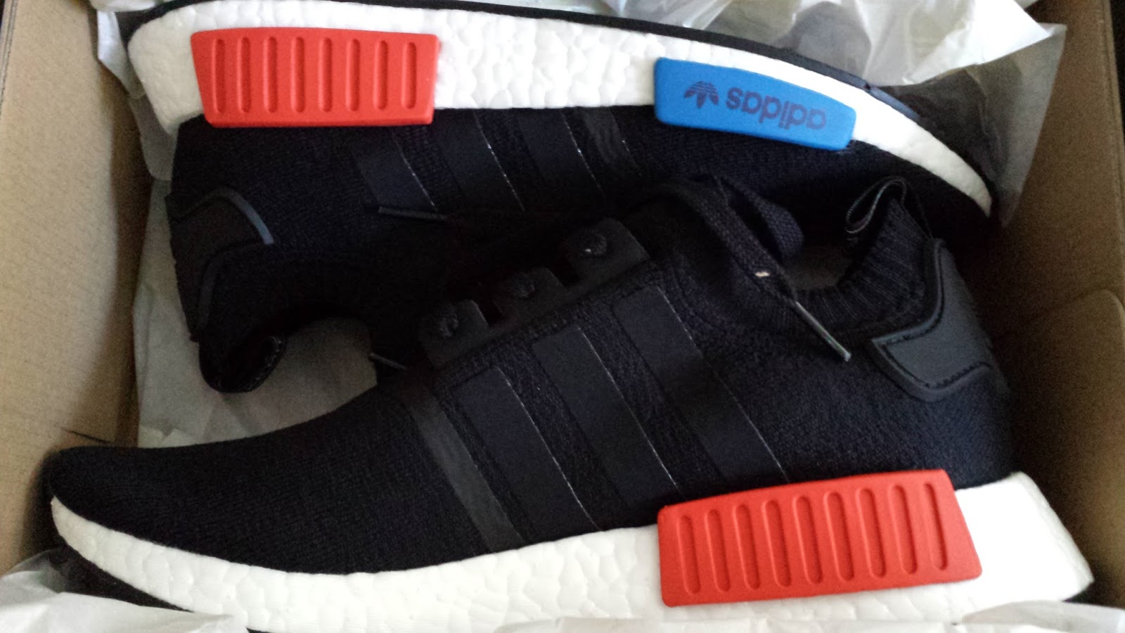 Adidas NMD R1 now available in Everest Style Mart Cebu