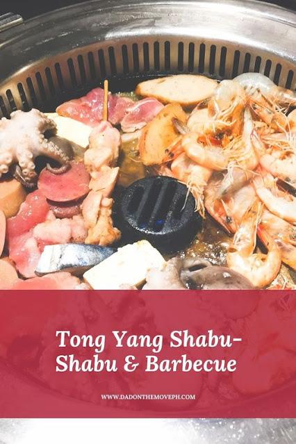 Tong Yang Shabu-Shabu and Barbecue review